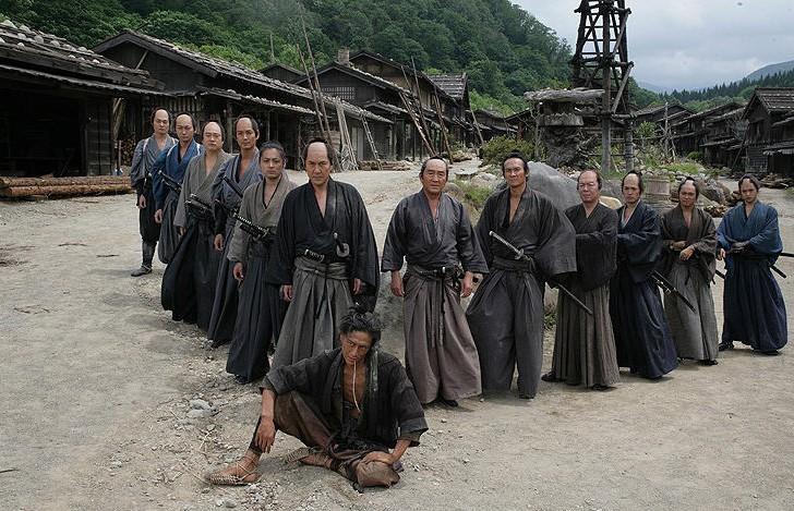 Film Kolosal Terbaik-13 Assassins