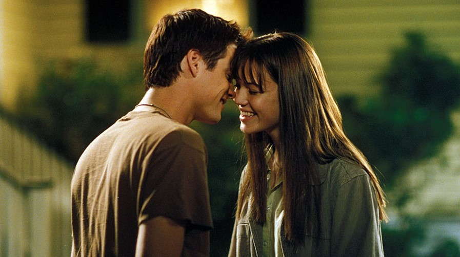 Film Hollywood Teromantis-A Walk to Remember-2002
