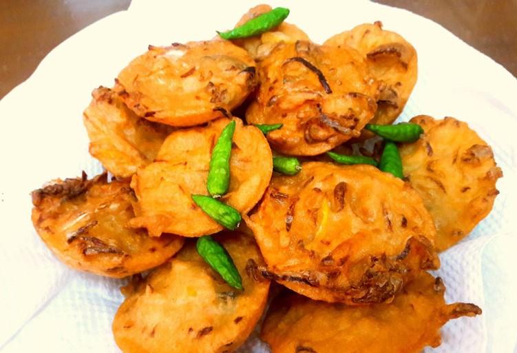 Makanan Khas Jawa Barat-Bala-Bala