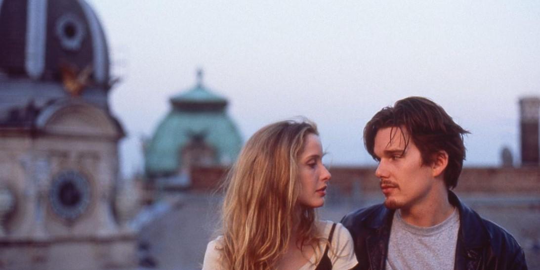 Film Hollywood Teromantis-Before Sunrise (1995)