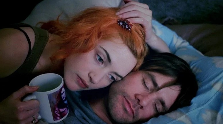 Film Hollywood Teromantis-Eternal Sunshine of the Spotless Mind-2004