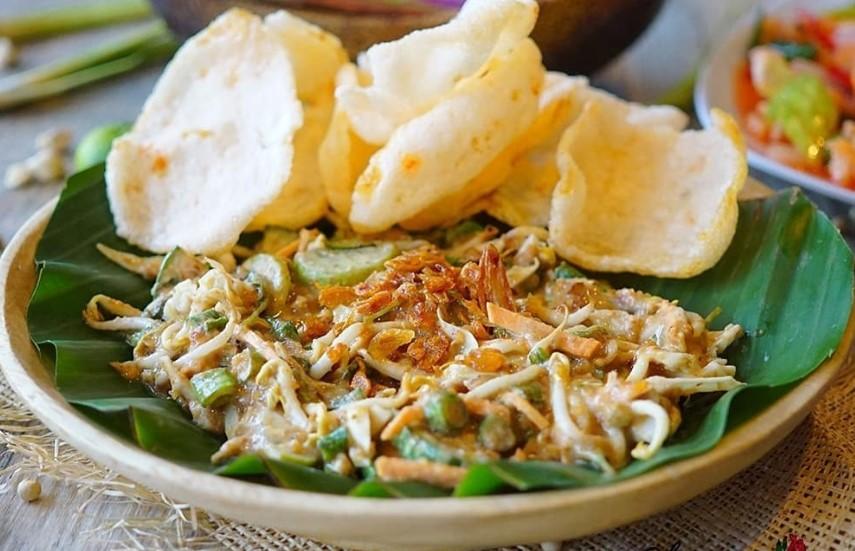 Makanan Khas Jawa Barat-Karedok