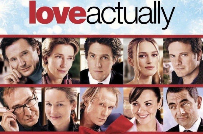 Film Hollywood Teromantis-Love, Actually-2003