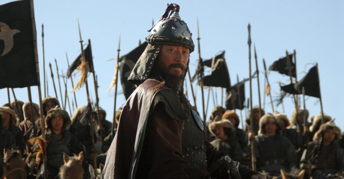 Film Kolosal Terbaik-Mongol: The Rise of Genghis Khan