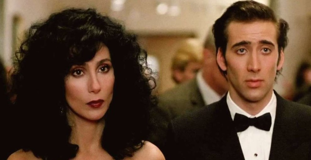Film Hollywood Teromantis-Moonstruck-1987