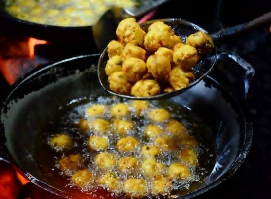 Makanan Khas Jawa Barat-Perkedel Bondon