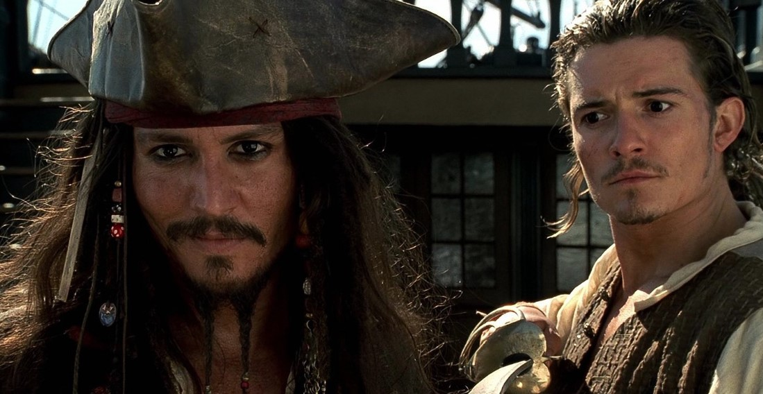 Film Kolosal Terbaik-Pirates of the Caribbean: The Curse of the Black Pearl