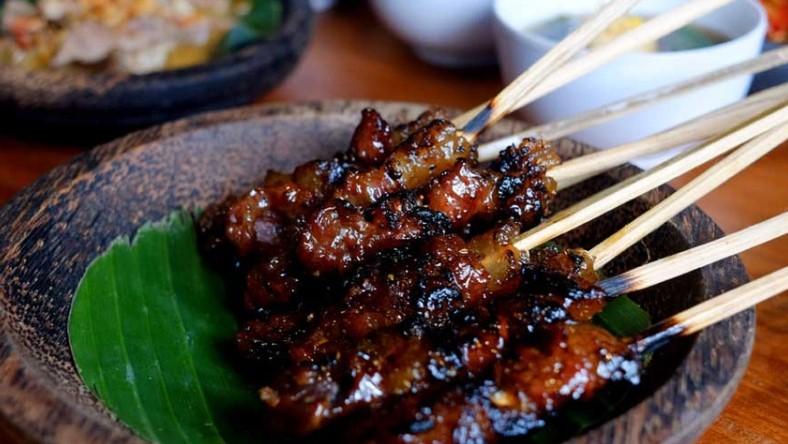 Makanan Khas Jawa Barat-Sate Maranggi