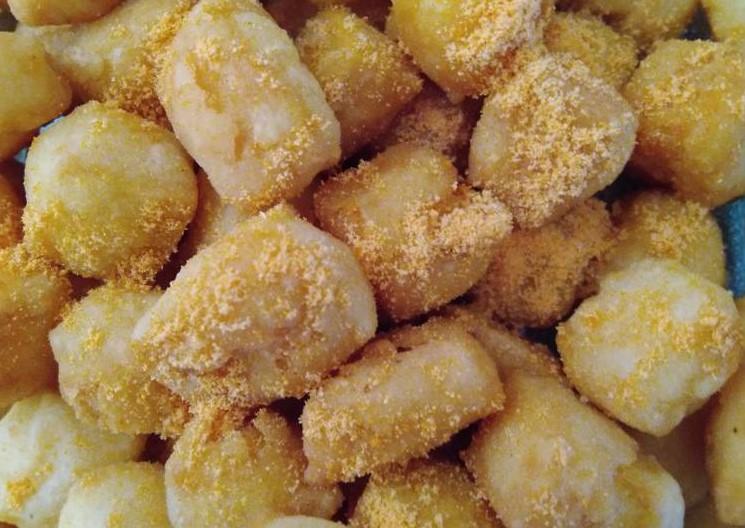 Makanan Khas Jawa Barat-Tahu Jablay