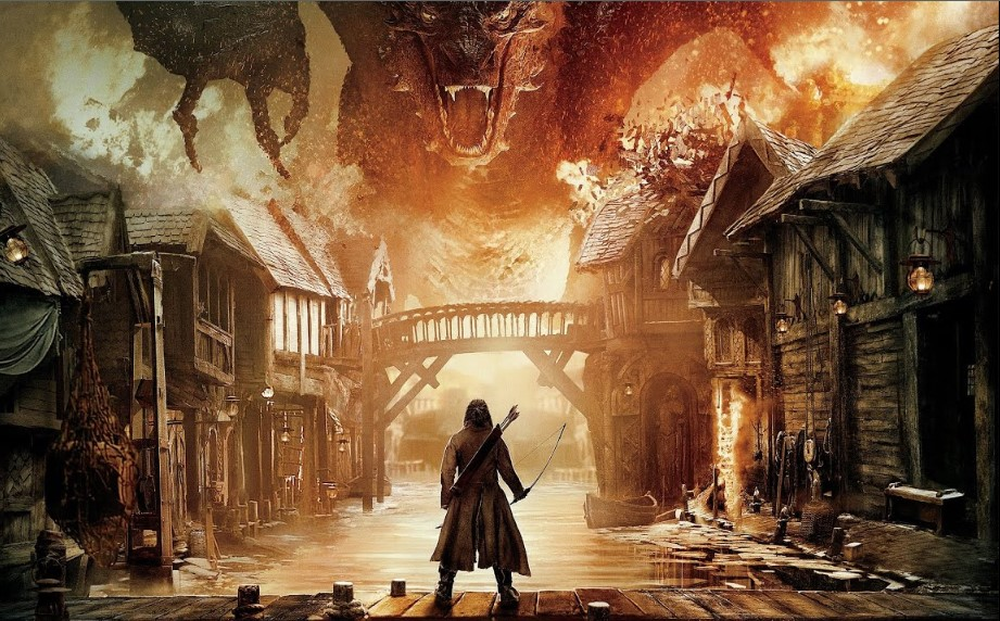Film Kolosal Terbaik-The Hobbit: The Battle of the Five Armies