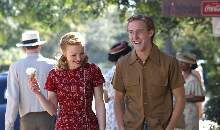 Film Hollywood Teromantis-The Notebook (2004)