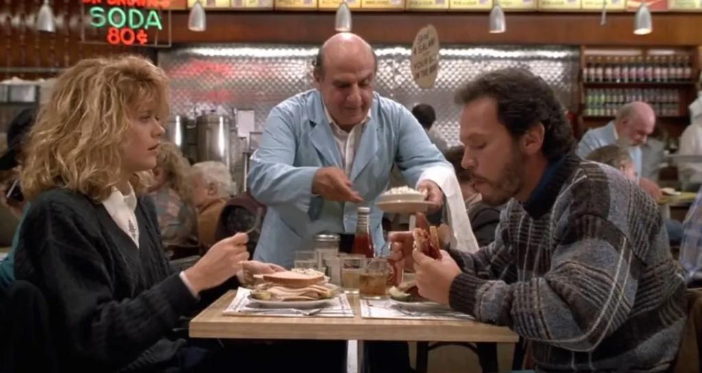 Film Hollywood Teromantis-When Harry Meet Sally-1989