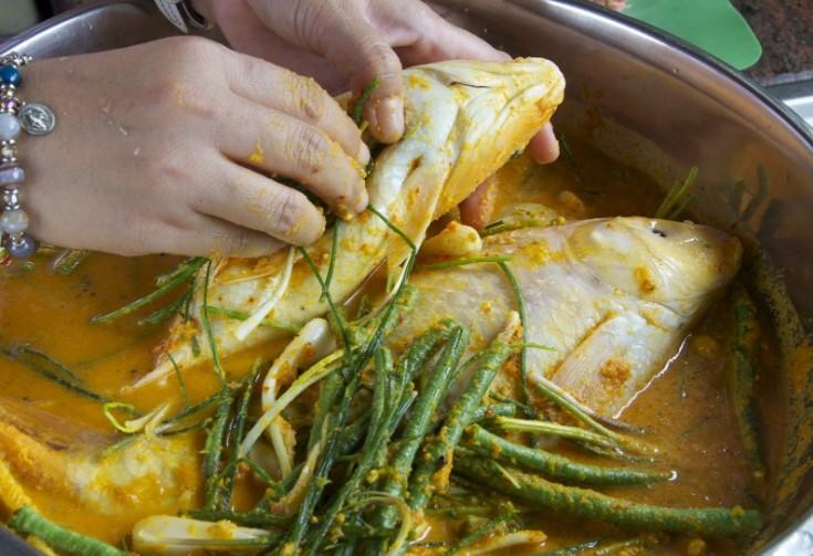 Makanan Khas Sumatera Utara-Arsik