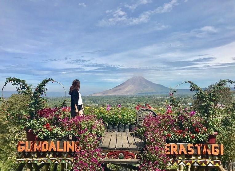 Bukit Gundaling - Berikut Objek Wisata di Kota Berastagi, Liburan yang Membekas!
