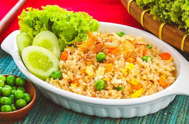 Menu Masakan Sehari-hari-Nasi Goreng