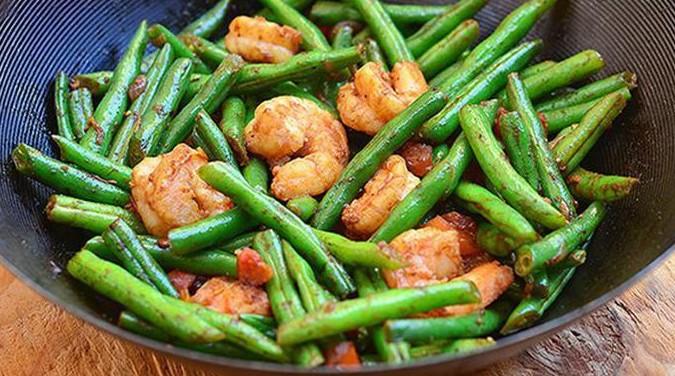 Menu Masakan Sehari-hari-Tumis Kacang Panjang