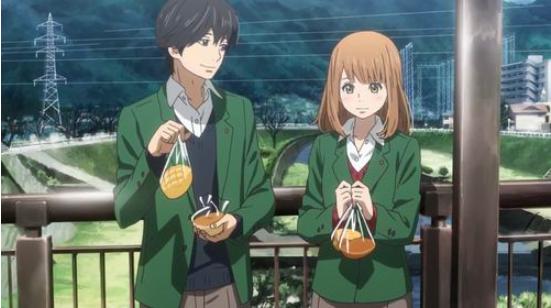 Anime teromantis