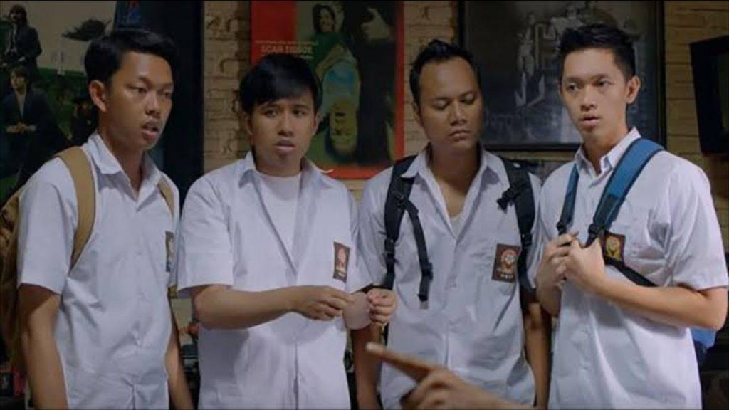 film komedian indonesia