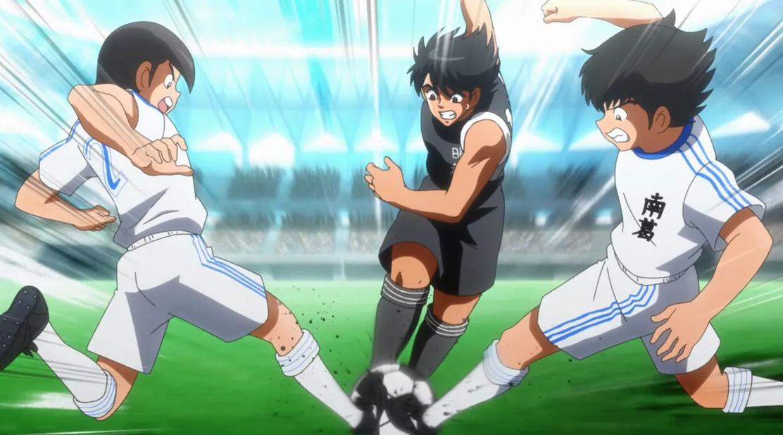 anime sepak bola 2019