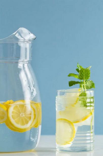 Cara Membuat Infused Water Lemon Coba 3 Variasi Resep Ini