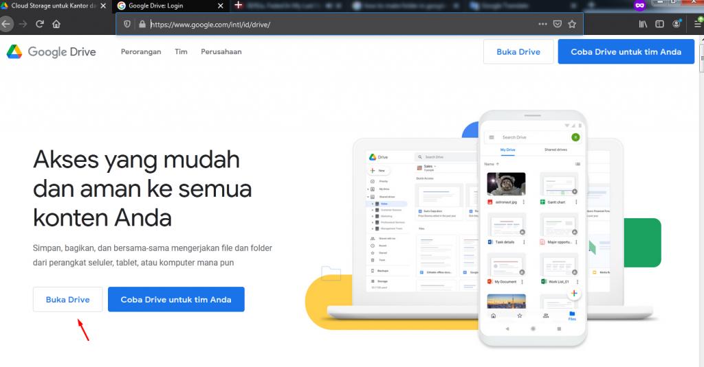 Cara Membuat Folder Di Google Drive Kurang Dari 5 Menit