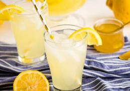 cara membuat lemonade